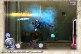 "iOS-Version von ""Captain America: Sentinel of Liberty"" zur Feier des Android-Releases nur 0,79€"