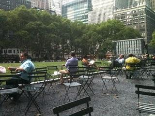 Die ersten 2 Arbeitswochen in New York