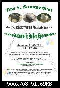 Das 4. Sommerfest vom Tierschutzverein Kreis Aachen e.V.