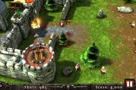 Siegecraft: Screenshots des neuen Castle-Defense-Spieles von Crescent Moon Games