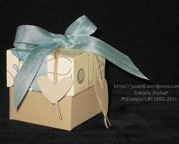 kleine Geschenkbox ……