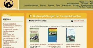Bücher über Hunde