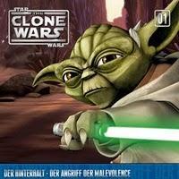 Hörtipp: 'Star Wars: The Clone Wars' (Folgenreich)