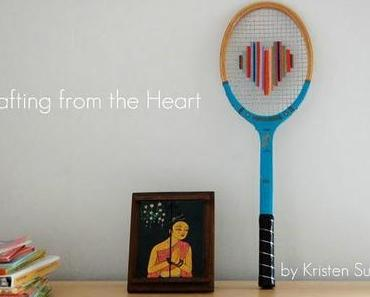 I´m quick get away to Crafting from the heart by Kristen Sutcliffe