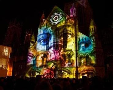 Video Mapping. CaixaForum Barcelona