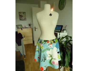 Summer skirt in an Ikea fabric