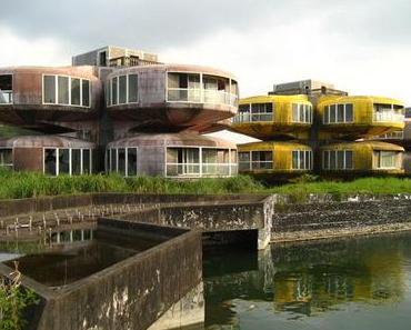 Ausstellung der StadtBauwelt: Moderne Geisterstädte