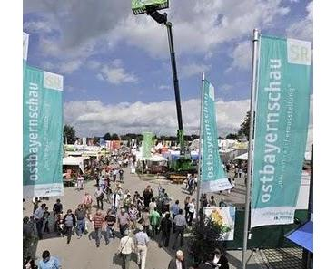 """Gäubodenvolksfest und Ostbayernschau 2011: Auch in diesem Jahr Gratis-Eintritt in Niederbayerns """"Weltausstellung"""""""