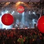 Coke Sound Up und Good Charlotte begeistern trotz strömenden Regens die Fans in Gelsenkirchen