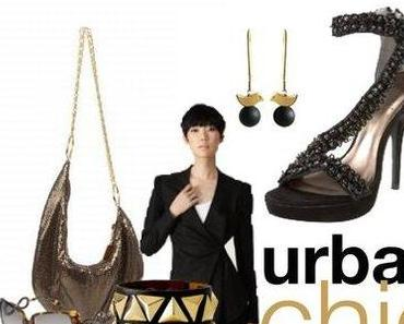 the urban chic look
