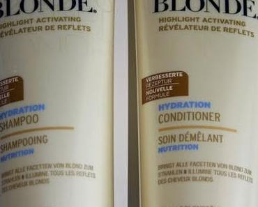John Frieda sheer blonde. Hydration Shampoo & Conditioner