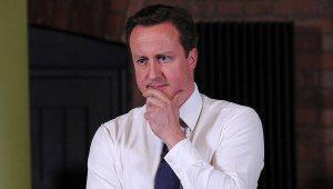 Britischer Premier – Zielscheibe des Spottes
