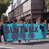 Slut Walk Berlin 2011 (Fotos)