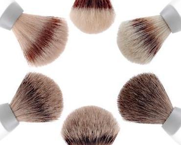 Klassische Nassrasur. Wissenswertes über Schweineborsten, Dachshaare und Rasierpinsel mit synthetischen Fasern