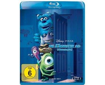 Die Monster AG Bluray