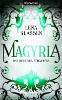 Rezension - Lena Klassen – Magyria I: Das Herz des Schattens