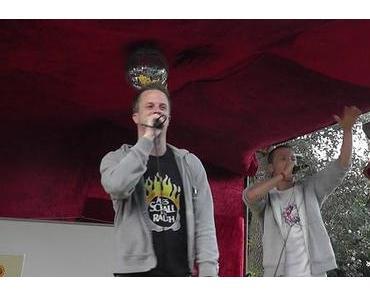 Die Bandbreite und Kilez More Live on Stage KMF Berlin 2011