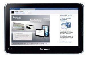 Interpad: Android 2.2 Tablet kommt für 399€