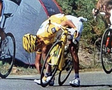 Tour de France: Schreck für Andy Schleck