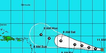 Atlantik & Pazifik aktuell: Hurrikan DANIELLE, Hurrikan FRANK und Tropische Depression 7 (EARL)