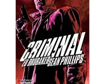 """Ed Brubaker / Sean Phillips: Criminal #05 - """"Sünder"""" [Panini] - Grimmig, blutig, meisterhaft!"""