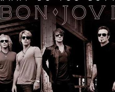 Bon Jovi mit zwei Best-of-Platten