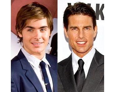 Tom Cruise der Mentor von Zac Efron?