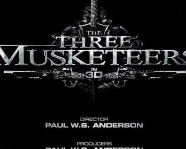 Erstes Poster zu 'Die drei Musketiere'