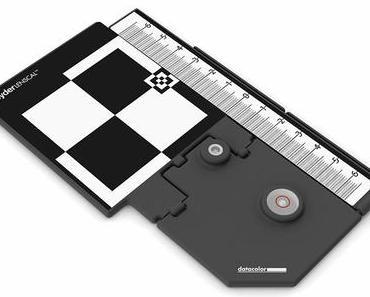 Datacolor SpyderLensCal zur Autofocus-Kalibrierung