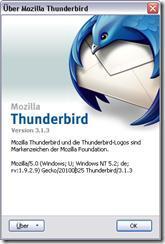 Mozilla Thunderbird 3.1.3 Candidate