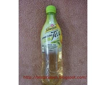 Schweppes Sparkling Tea - Green Tea