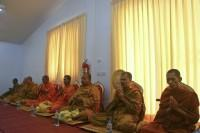 Buddhistischer Alltag