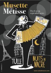 Akkordeonfestival Les Nuits de Nacre in Tulle