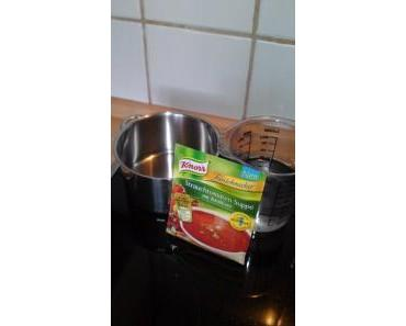 Knorr Strauchtomaten Suppe
