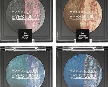 Maybelline New York Eyestudio Color Cosmos Lidschatten