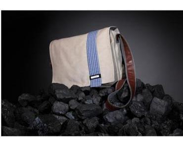 zechenkind: Taschen aus recycelter Bergmannskleidung