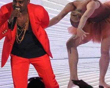 Kanye West ausgebuht