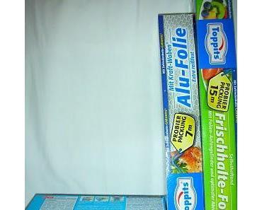 Toppits- Einfaches Einfrieren von Lebensmitteln