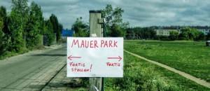 Einspruch einlegen für den ganzen Mauerpark – ganz