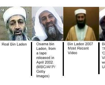 Bin Laden? Gibt es nicht.