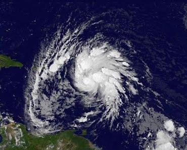 IRENE immer wahrscheinlicher als Hurrikan über die Dominikanische Republik