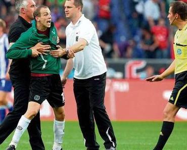 Hannover 96 gegen Hertha BSC Berlin: Was kostet eigentlich ein solcher Schiedsrichter wie Robert Hartmann?