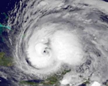 Hurrikan IRENE: Das Wort zum Mittwoch, 24. August 2011