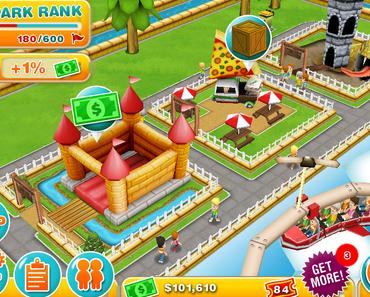"""Theme Park"" wird ein Freemium-Titel"