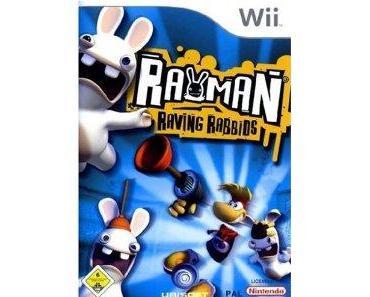 Rayman Raving Rabbits für Nintendo WII