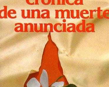 Chronik eines angekündigten Todes von Gabriel García Márquez