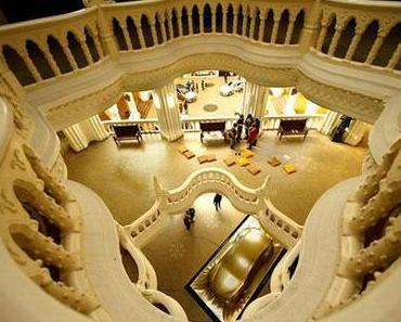Museum für Angewandte Künste in Budapest
