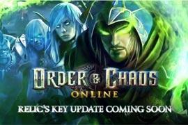 """Umfangreiches Update für """"Order & Chaos Online"""""""
