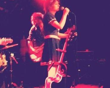 Mimi in Concert