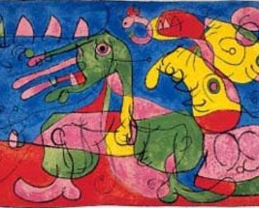 Miró und sein Kampf gegen die Diktatur Francos